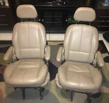 1999-2003 Ford Windstar Leather Captain's Chairs (2)