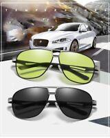 KH Change Color Photochromic Sunglasses Men Women Titanium polarized Sun Glasses
