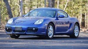2007 Porsche Cayman 2dr Cpe