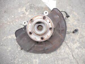 01-07 Volvo S60 Front Driver Left Spindle Knuckle Hub OEM Aluminum Control Arm