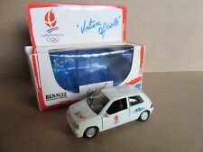778H Solido Renault Clio 1992 JO Albertville 1:43