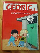 Cédric - Premières Classes - T1 - TBE - ..