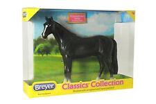 Breyer Classics Black Thoroughbred Horse 1:12 Scale