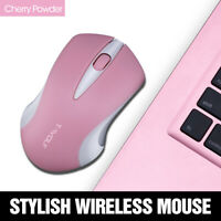 Q2 1200dpi Rechargeable Mouse Computer PC 2.4G Wireless Mute Mice Cordless