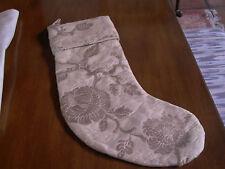 New Ralph Lauren Wiltholme Brocade Xmas Stocking
