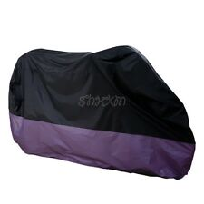 Motorcycle Outdoor Rain Sun Dust Cover Bag Fit For Harley Davidson Touring