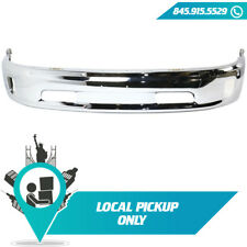 LOCAL PICKUP 2013-2017 FITS RAM 1500 FRONT BUMPER FACE BAR CHROME CH1002396