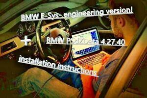 BMW E-Sys-3.30.1+PSdZData v.4.28.32_Lite+Launcher Pro v2.8.1+installation inst
