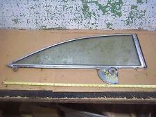 1956 MERCURY 2 DOOR HT RIGHT QUARTER TINT GLASS WINDOW BV-6429944-A  FORD 1955 F