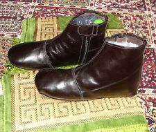 Heraty Leather Socks Khuff Quff Islam Muslim Kuffain Masah Prayer Shoes Herat