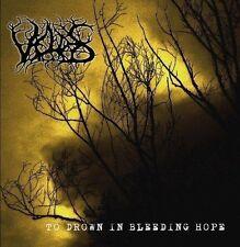 Veldes - To Drown in Bleeding Hope CD 2013 atmospheric black metal Razed Soul