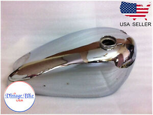 Fit for AJS G80 MATCHLESS CHROME PETROL FUEL GAS TANK