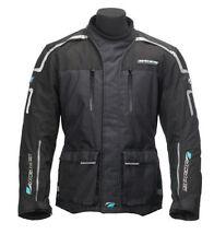 Blousons noirs textiles taille M pour motocyclette