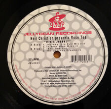 "Neil Christian Presents Rose Tea Its A Journey 12"" Single 1999 Vinyl Record"