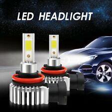 LED Headlight Kit H8 H9 H11 2200W 38000LM 6000K Super White Bulbs kit Low Beam