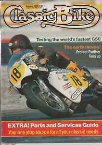 Triumph T160 Test,Matchless G50 Test,Rockers,Panther,DKW,Vincent Super Nero