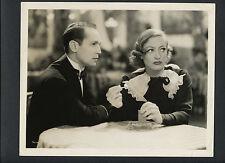 JOAN CRAWFORD + FRANCHOT TONE - 1934 SADIE McKEE