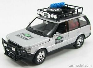 LAND ROVER RANGE ROVER P38A II SERIES EXPERIENCE 4X4 DRIVING 1994 SCALA 1/24