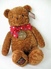 GUND 100th Anniversary 2002 Wish Teddy Bear Stuffed Plush
