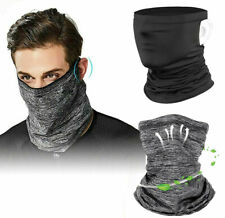 Cooling Neck Gaiter Face Mask Scarf Sun Shield Balaclava Biker Bandana Headband
