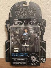 "Starkiller Galen Marek Star Wars Black Series 3.75"" Force Unleashed Hasbro #05"