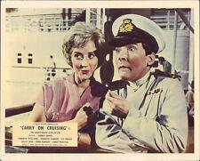 Carry On Cruising Original British Lobby Card Kenneth Williams Liz Fraser