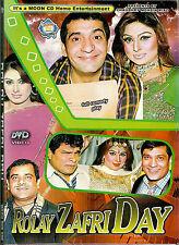 ROLAY ZAFRI DAY - NEW PAKISTANI COMEDY STAGE DRAMA DVD