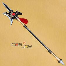 "Cosjoy 78"" Dynasty Warriors 7 Lu Bu's Halberd PVC Replica Cosplay Prop -0271"