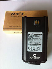 HYT BL 2001 High Capacity Li-Ion 2000 mAh Battery HYT TC620 and TC610 Radios
