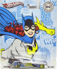 HOT WHEELS NOSTALGIA: 2012 DC COMICS ORIGINALS: BATGIRL '59 CADILLAC FUNNY CAR