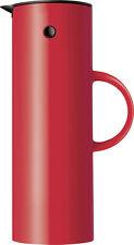 """Stelton Isolierkanne  EM 77  """" red """" 1L  neu OVP"""