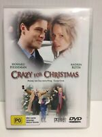 Crazy For Christmas  DVD Howard Hesseman  Andrea Roth PG