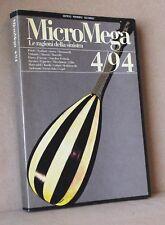 Micromega 4/94 - le ragioni della sinistra - editrice periodici culturali