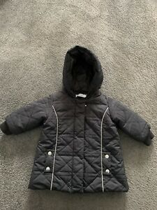 Dior Baby Girls Quilted Coat