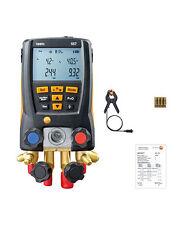 Nuevo Testo Digital 557 -1 Manómetro con BT y 1 Sensor