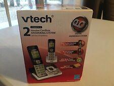 VTech CS6829-2 DECT 6.0 Dual Handset Speakerphone Cordless Answering System