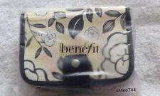 Benefit Floral Bi-fold Bag - New in sealed pack