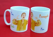 PPAP Pineapple Pen Apple Pen Meme 10oz Mug Internet Tumblr Reddit Funny