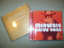 Mirwais        **PROMO CD LOT**        Disco Science  --  Naive Song