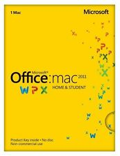 Microsoft Office and Business Software for Mac