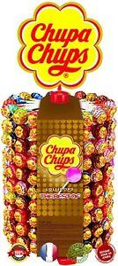 Chupa Chups  Présentoir  de180 Sucettes Fête Anniversaire  Surprise Economique