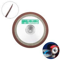125mm Diamond Grinding Wheel Abrasive Disc 150 Grit Cutter Grinder for Carbide
