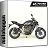 SPARK ESCAPE COMPLETO ALTO FORCE RACING CARBONO YAMAHA MT 07 2014 14 2015 15