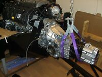 Ford Coyote to Audi 01E conversion kit for 700hp all conversion parts supplied
