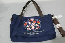 Brand New Epcot Disney 35th Tote Bag Park Exclusive Free Shipping