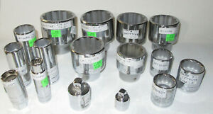 "YOU Pick NEW SK TOOLS USA 3/4""&1/2""-Drive 12/6-Point deep/shallow Socket Chrome"