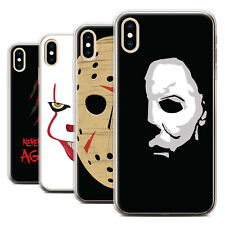 ICONIC HORROR MOVIE PHONE CASE FOR GOOGLE HUAWEI IPHONE SAMSUNG GEL COVER