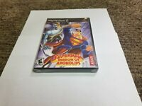 Superman: Shadow of Apokolips (Sony PlayStation 2, 2002) ps2 new