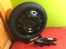 2011-2018 CHRYSLER 300,CHARGER,CHALLENGER SPARE TIRE W/JACK KIT 18 INCH