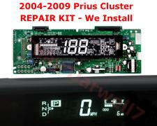 2004-2009 Prius Instrument Cluster Combination Dash Meter Speedometer Repair
